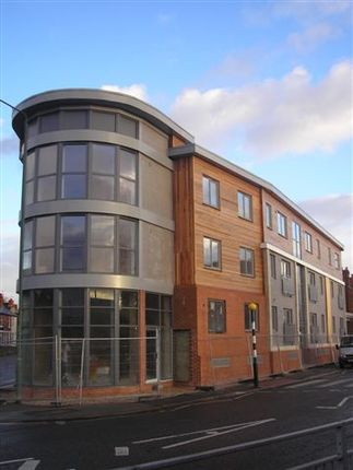Thumbnail Flat to rent in The Wedge, Nottingham