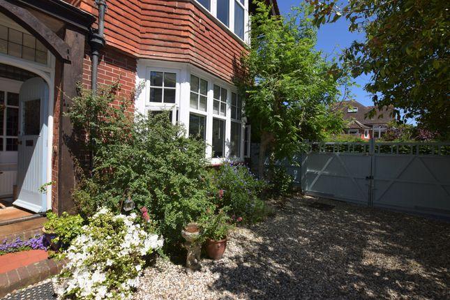 Garden of Park Lane, Eastbourne BN21