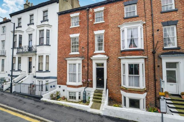 Thumbnail Flat for sale in Belle Vue Terrace, Whitby, North Yorkshire