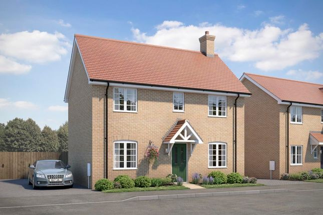 "Thumbnail Property for sale in ""Braxted"" at Wetherden Road, Elmswell, Bury St. Edmunds"