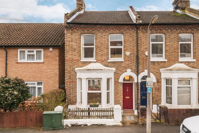 Thumbnail End terrace house for sale in Beulah Road, Sutton