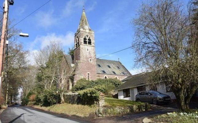 Thumbnail Detached house for sale in Gilmerton Church House, Highland Road, Crieff