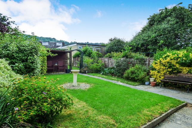 Rear Garden of Bathampton, Bath BA2