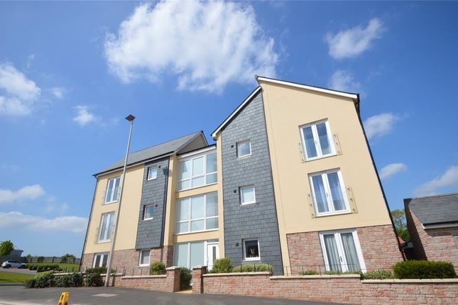 Thumbnail Flat to rent in Younghayes Road, Cranbrook, Exeter, Devon