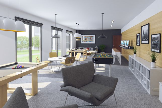 1 bed triplex for sale in Orme Road, Newcastle-Under-Lyme, Keele