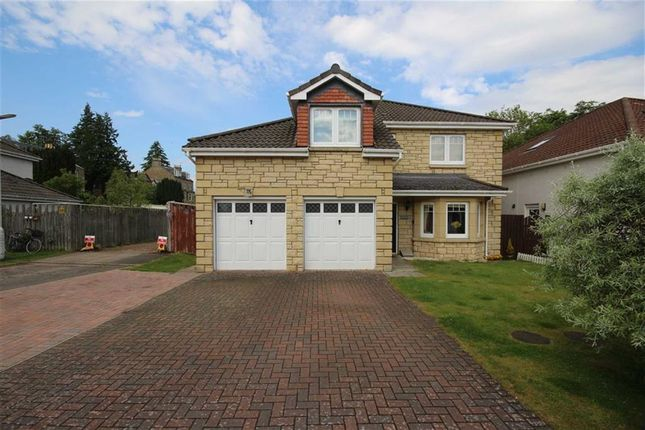 Thumbnail Detached house for sale in 13, Charles Jarvis Court, Cupar, Fife