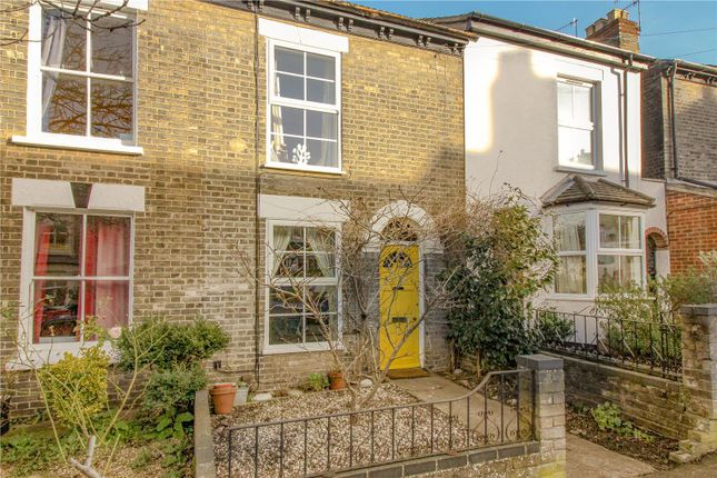 Thumbnail Terraced house for sale in Caernarvon Road, Norwich
