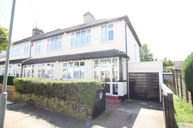 Thumbnail End terrace house for sale in Sheringham Road, Anerley, London