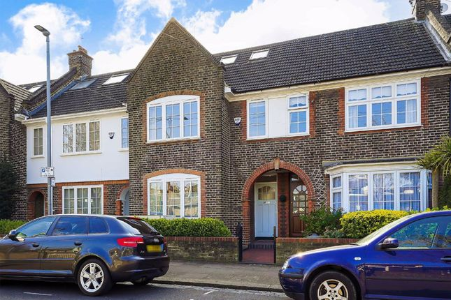 Thumbnail Terraced house to rent in Waldron Road, London