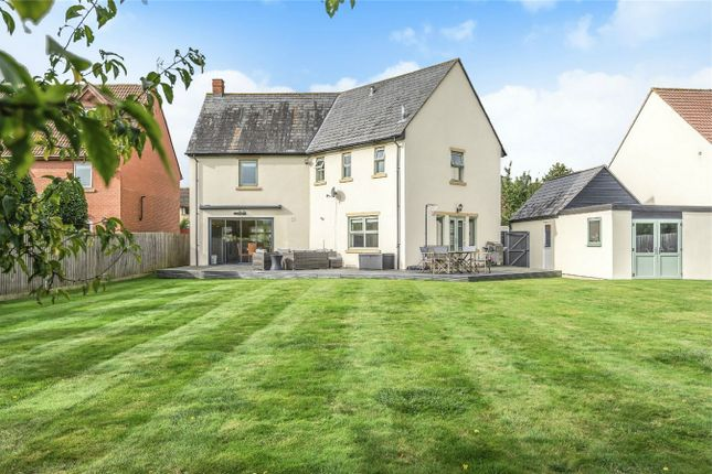 Thumbnail Detached house for sale in Cider Orchard, Coaley, Gloucestershire