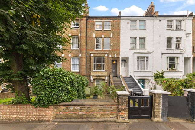 Thumbnail Terraced house for sale in Hartham Road, Hillmarton Conservation Area, London
