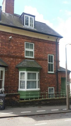 1 bed flat to rent in Carline Road, Lincoln
