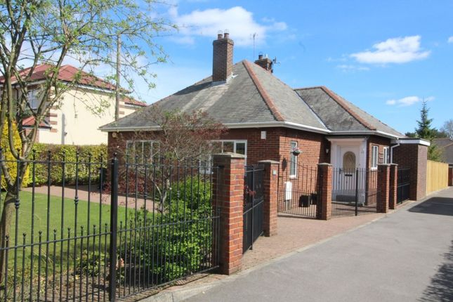 Thumbnail Bungalow for sale in Cornmoor Road, Whickham, Newcastle Upon Tyne