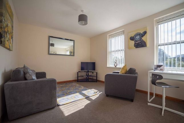 Thumbnail Flat to rent in St. Martins Street, Hereford