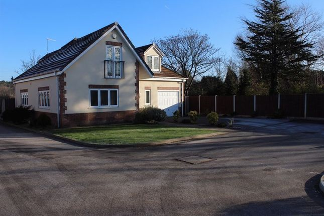 Thumbnail Detached house for sale in The Stables, Manor Drive, Wirral
