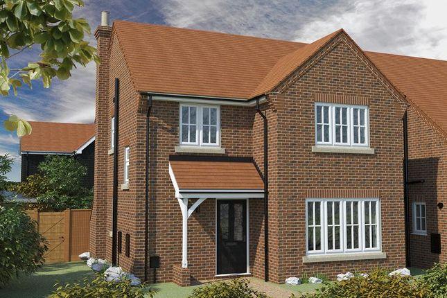 Thumbnail Detached house for sale in Weston Road, Lewknor, Watlington