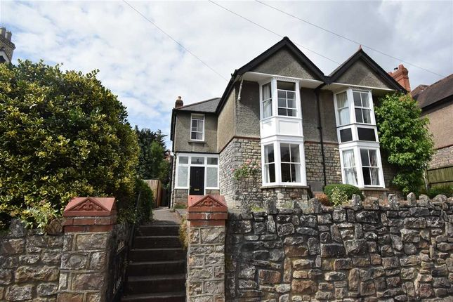 Thumbnail Detached house for sale in Hardwick Avenue, Chepstow