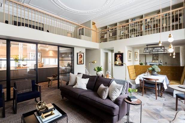 Thumbnail Flat to rent in Lancaster Gate, London