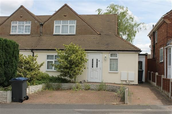 Thumbnail Bungalow for sale in Beechdale Avenue, Great Barr, Birmingham