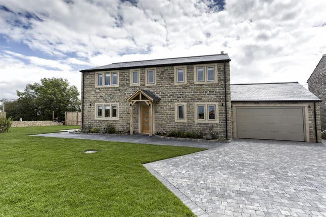 Thumbnail Detached house for sale in Upper Royd, Lane Ends Green, Hipperholme, Halifax