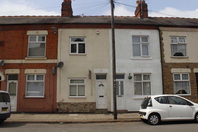 2 bed terraced house for sale in Dunton Street, Leicester