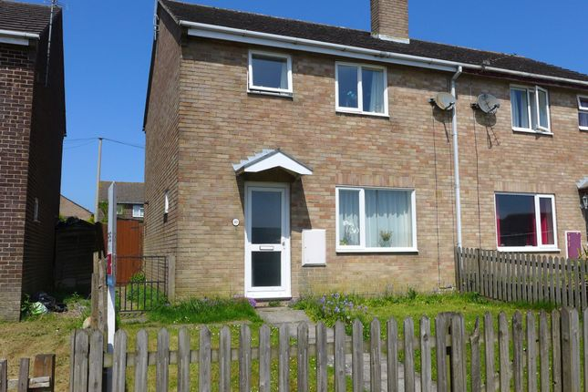 End terrace house to rent in Wincombe Lane, Shaftesbury