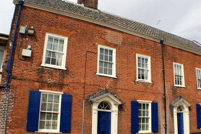 Thumbnail Terraced house to rent in Upper Olland Street, Bungay