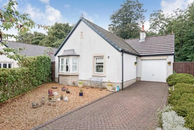 Thumbnail Bungalow for sale in Noddleburn Meadow, Largs, North Ayrshire, Scotland