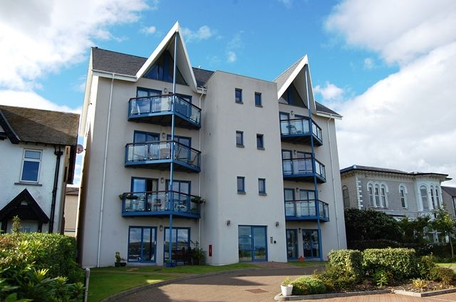 Thumbnail Flat for sale in Sands Court Alexandra Parade, Dunoon