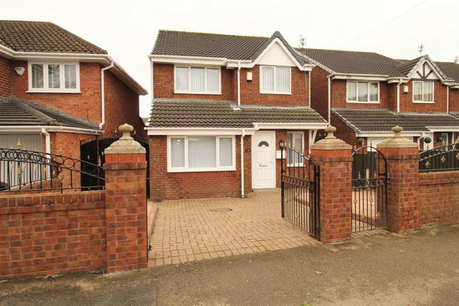 Thumbnail Detached house for sale in Altway, Old Roan, Liverpool