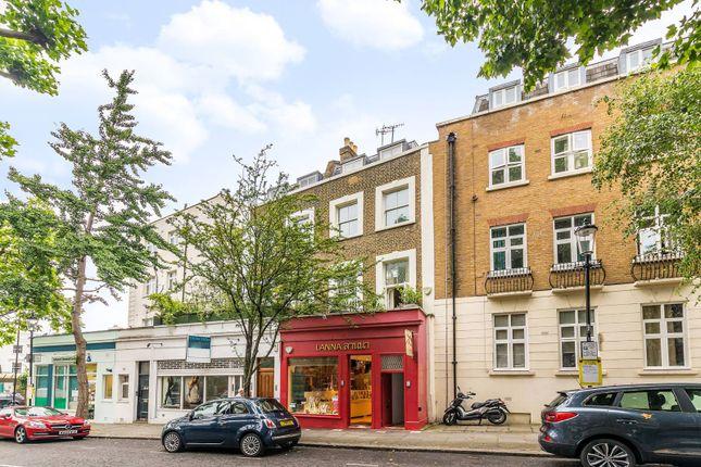 Thumbnail Maisonette to rent in Denbigh Road, Notting Hill, London