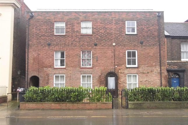Thumbnail Flat for sale in London Road, King's Lynn