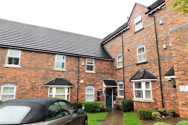 Thumbnail Flat for sale in The Crossings, Stone, Staffordshire.