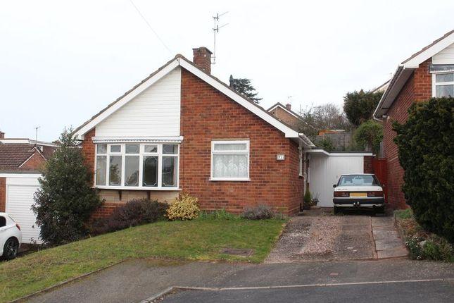 Thumbnail Detached bungalow for sale in Sandhurst Grove, Wordsley, Stourbridge