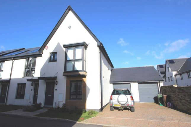 3 bed end terrace house to rent in Piper Street, Plymouth