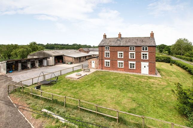 Thumbnail Detached house for sale in Gorstage Lane, Gorstage, Northwich