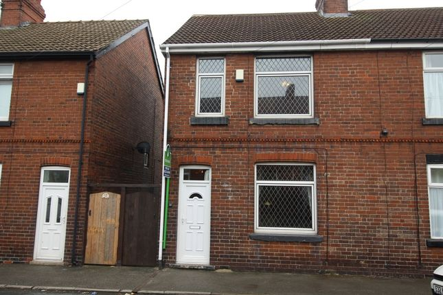 3 bed semi-detached house for sale in Queens Road, Cudworth, Barnsley