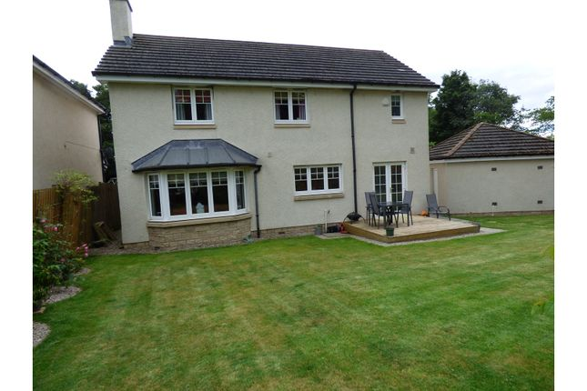 Thumbnail Detached house for sale in Oak Loan, Dundee