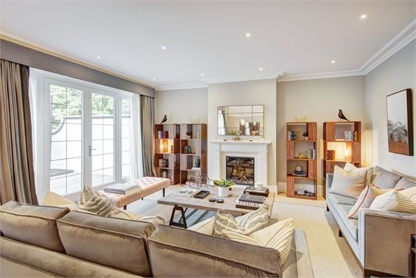 Thumbnail Flat for sale in Webb Estate, Purley, Surrey