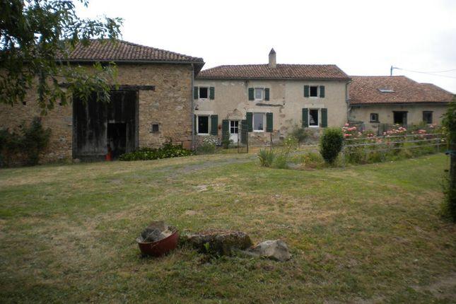Poitou-Charentes, Charente, Manot