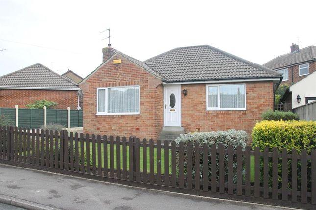 Thumbnail Detached bungalow for sale in Knox Avenue, Harrogate