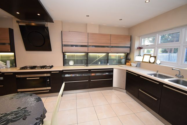 Thumbnail Detached house for sale in Highway Road, Evington, Leicester