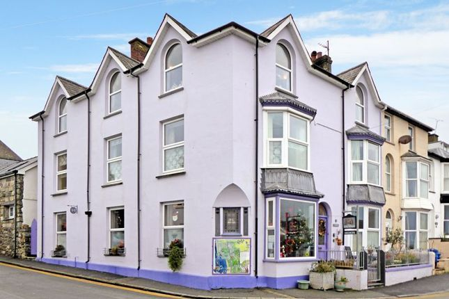 Thumbnail End terrace house for sale in Tanygrisiau, Criccieth