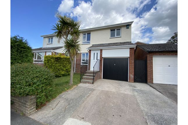 4 bed semi-detached house for sale in Maddock Drive, Plymouth PL7