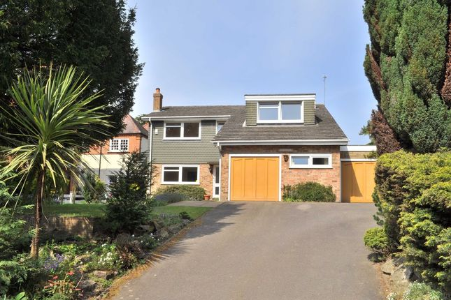4 bed detached house for sale in Manor Park, Chislehurst