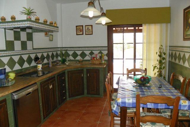 Kitchen of Spain, Málaga, Álora