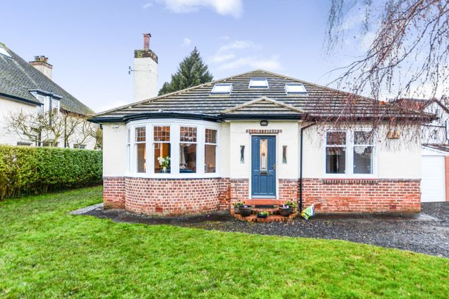 Thumbnail Detached bungalow for sale in St. Catherines Road, Harrogate, North Yorkshire