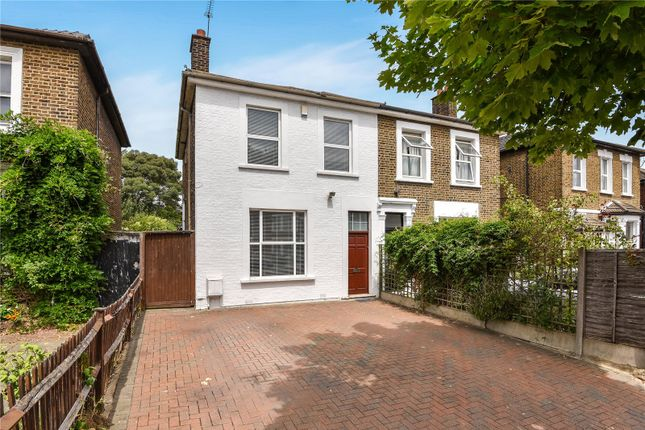 Thumbnail Semi-detached house for sale in Clarence Road, Wood Green, London