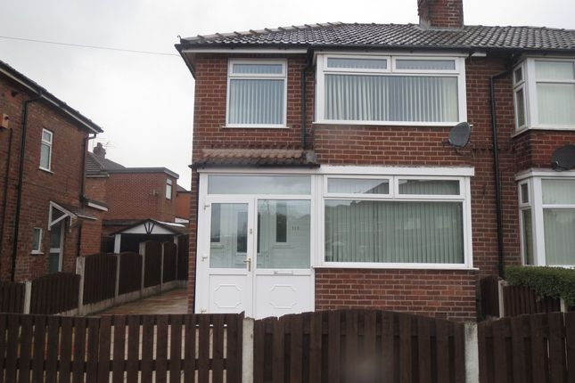 Thumbnail Semi-detached house to rent in Lewis Road, Droylsden, Manchester