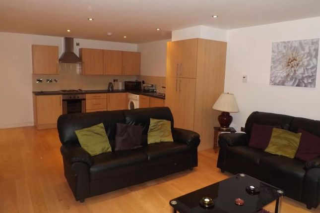 Thumbnail Flat to rent in The Horizon, 2 Navigation Street, Leicester, Leicestershire